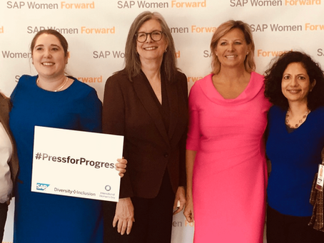 Reprising SAP:  Part 1, US Women Studying Tech