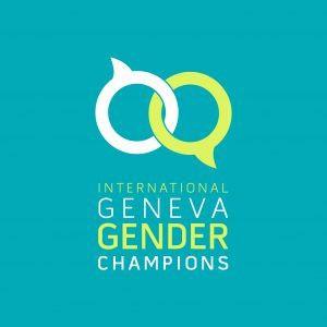 Geneva Gender Champions logo