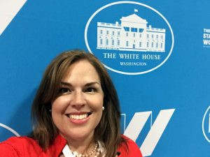 Guest blogger, Cindy Drakeman, CEO of DoubleXEconomy LLC, attended the White House United State of Women Summit on June 14.
