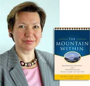 Book Review:  The Mountain Within by Herta von Stiegel