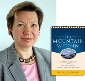 Book Review:  The Mountain Within by Herta von Stiegel
