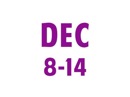 WEE News: December 8-14