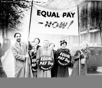Chasing Equal Pay