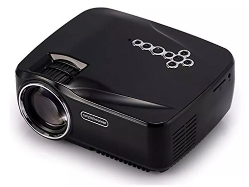 Proyector Video Beam 1200 Lumes Wifi Y Bluetooth Serie Gp70