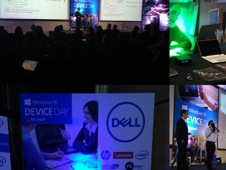 Device Day- Microsoft