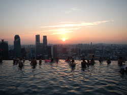 57th Floor Infinity Pool