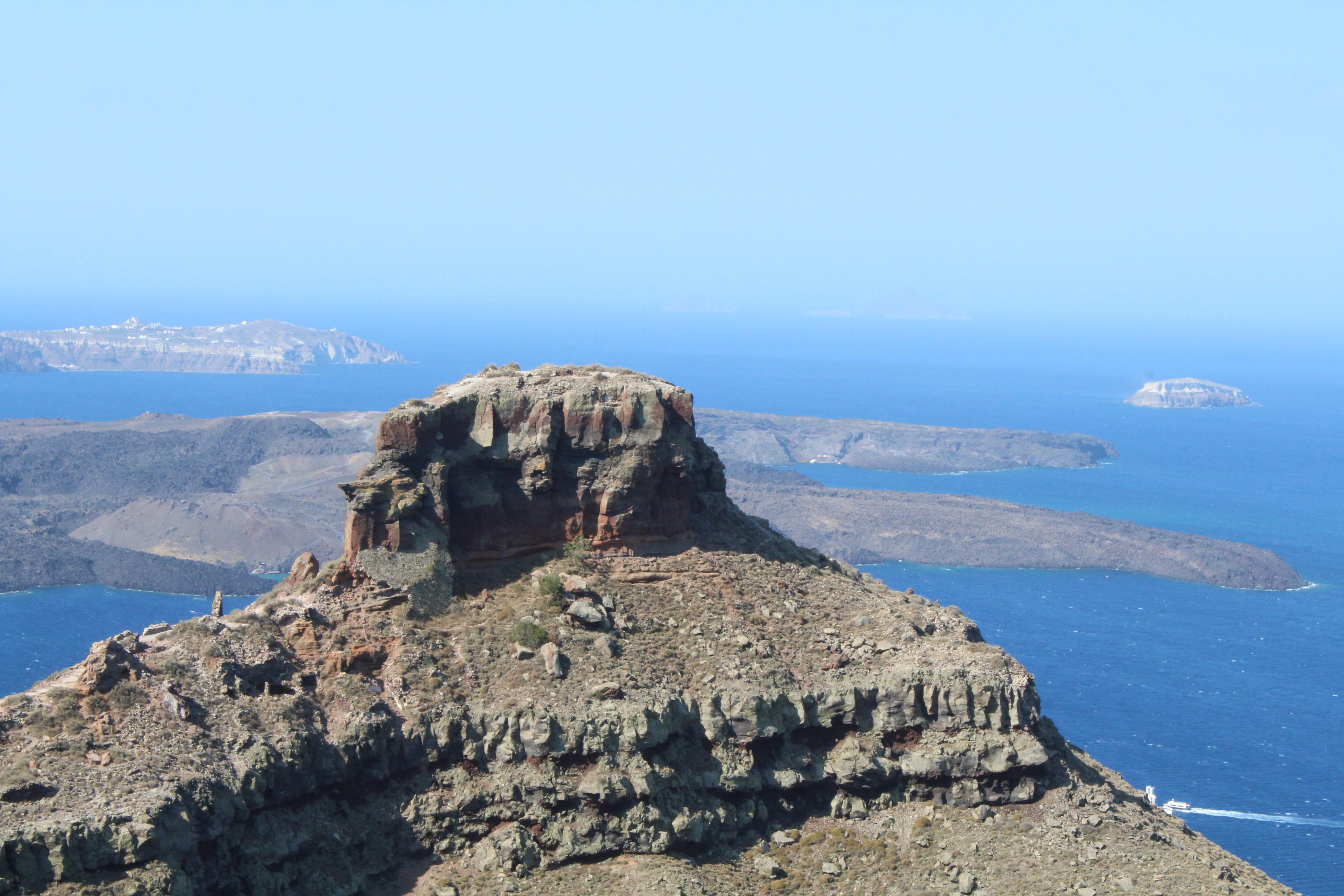 Skaros Rock