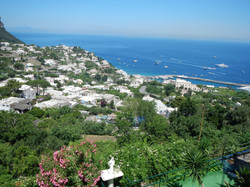 View from Capri Cliff