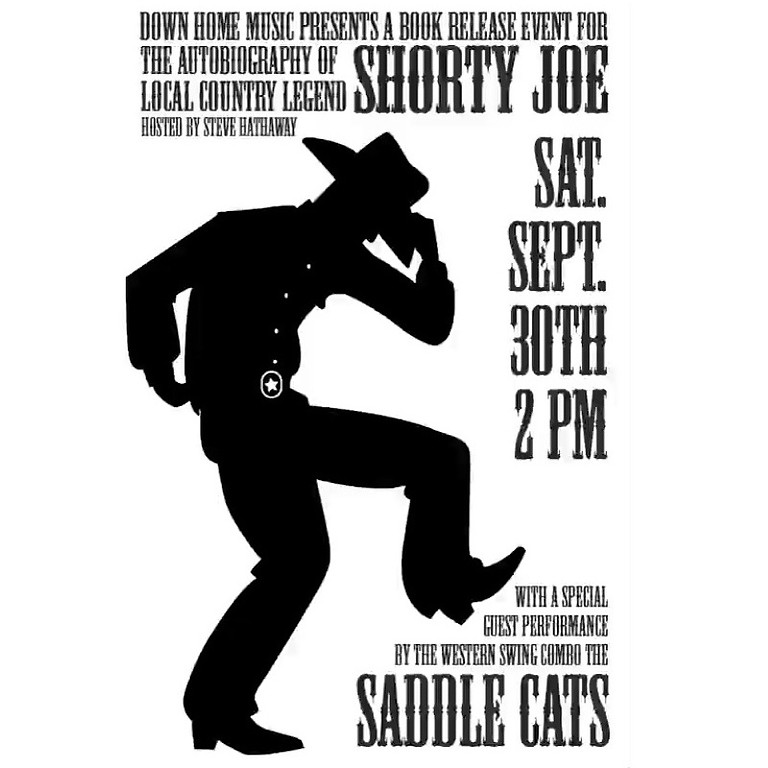 Book Signing with The Saddle Cats