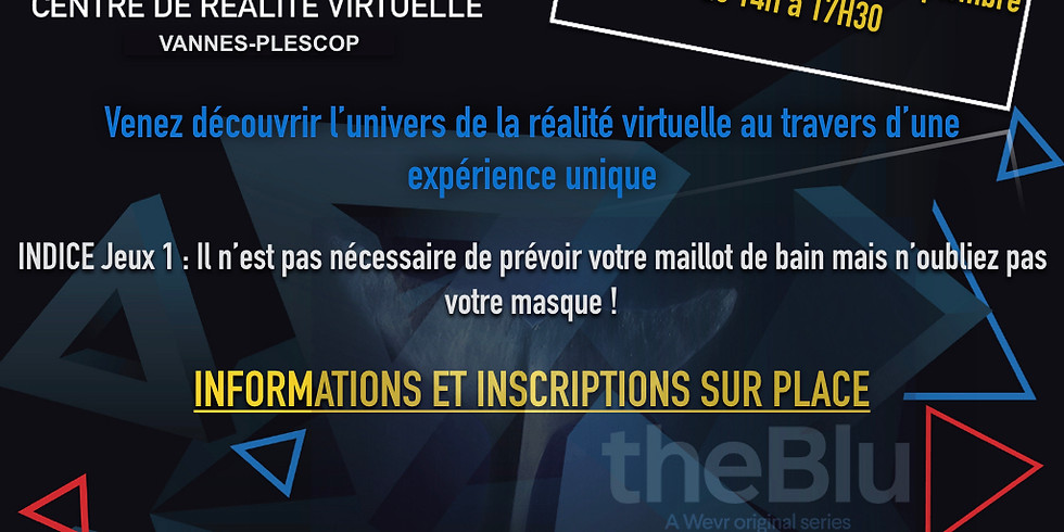 Venez découvrir le monde de la réalité virtuelle