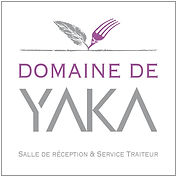 Logo dela sallede réception du Domaine de Yaka Vannes morbihan