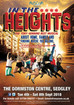 IN THE HEIGHTS - 4th - 8th September 2018