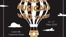 Around the musicals in 80 years