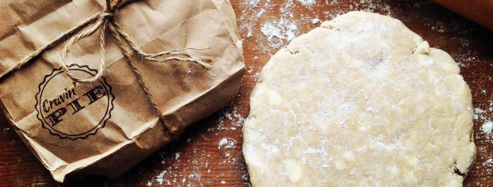 Easy as pie!! Frozen pie crust.