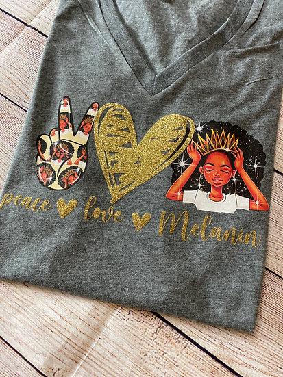 Peace Love & Melanin