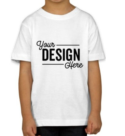 Custom Child's Shirt (up to 3 colors)