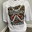 Thumbnail: Chucks and Pearls Animal Print Tee