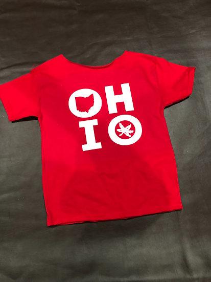 O-H-I-O Glitter Shirt