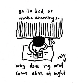 daily (or nightly) dilemma