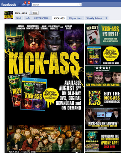 Kick Ass Home Video Facebook