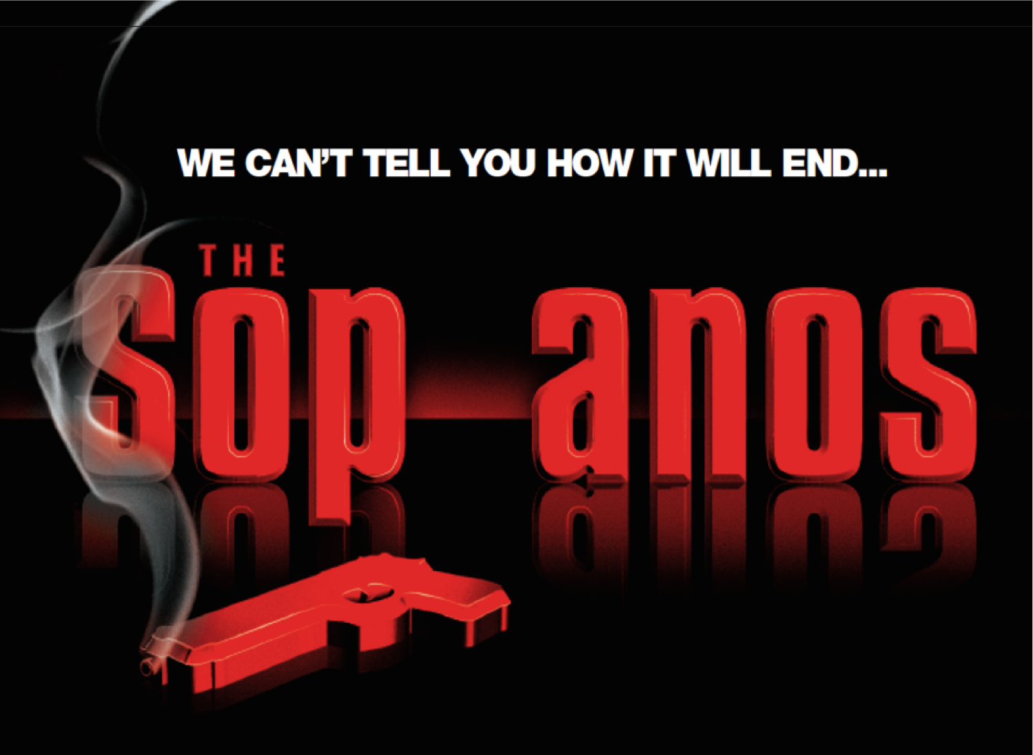 HBO Sopranos Direct Mail Campaign