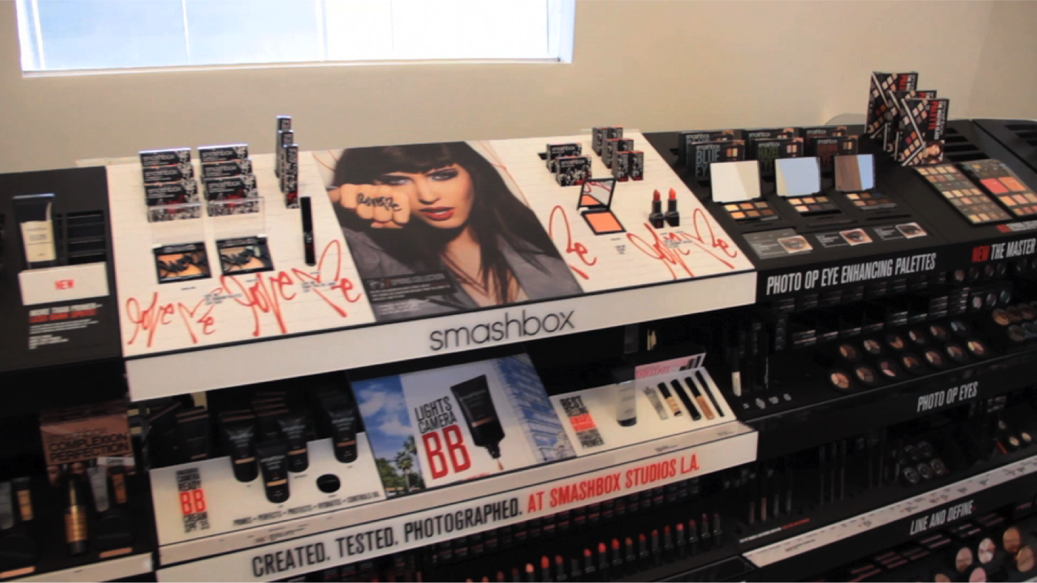Smashbox Retail Interactive