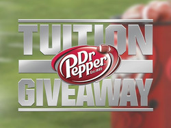 Dr. Pepper Chegg Promotion