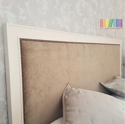 tapiz respaldo cama