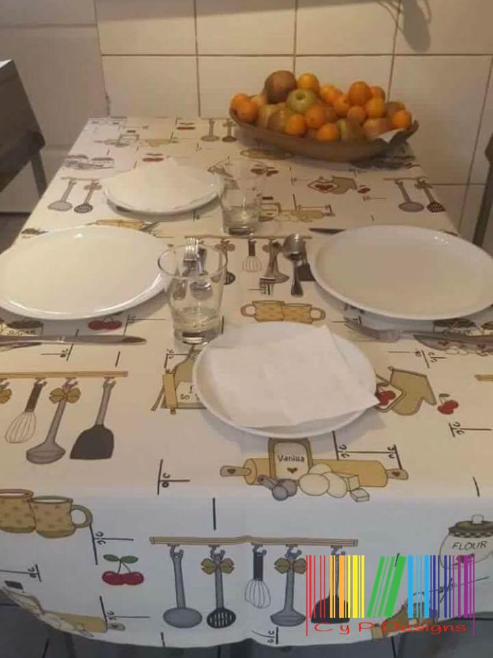 mantel cocina