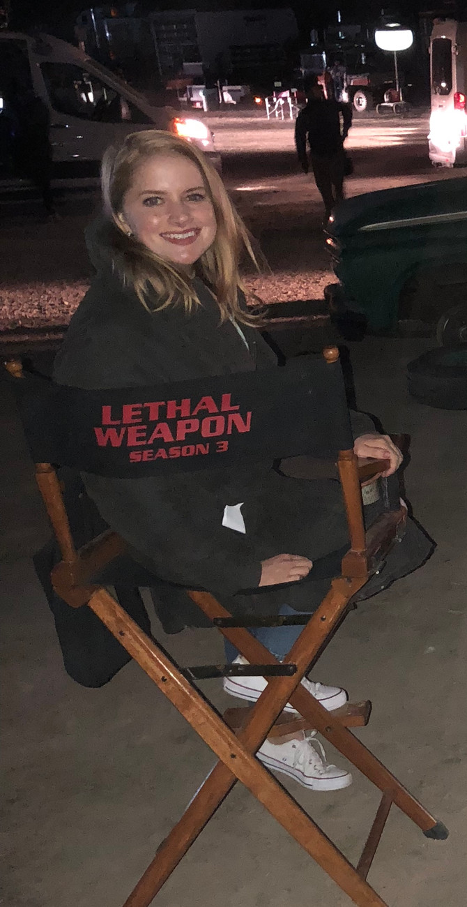 Lethal Weapon- Co-Star