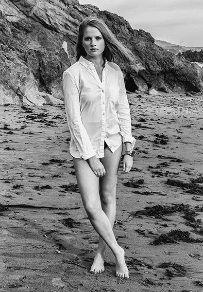 beach shoot