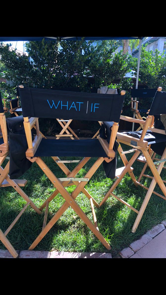 What/If- Netflix Series