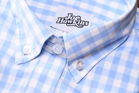 Ropa, moda, camisas para hombre y mujer Joe Hawkins.