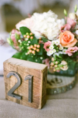 Table Number Rentals