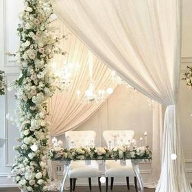 Sweetheart Table Draping