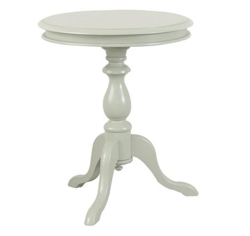 White or Dark Wood Ceremony Table RENTAL