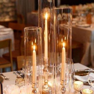 Varied Height Vases (Set of 3)