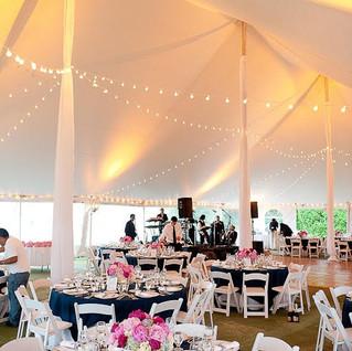 Tent String Lighting Rental