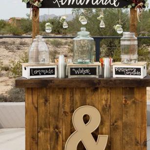 Lemonaide Stand or Bar Rental