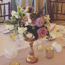 Centerpieces at The Gurneys Newport