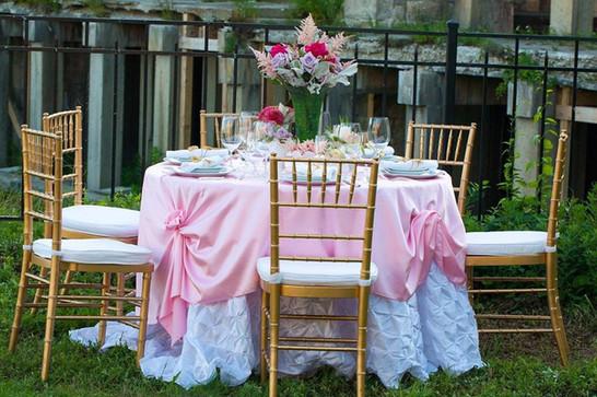 Table Linens Rentals
