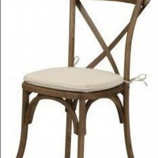 Tuscan X Back Chairs