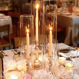 Candlesticks Centerpiece Rentals