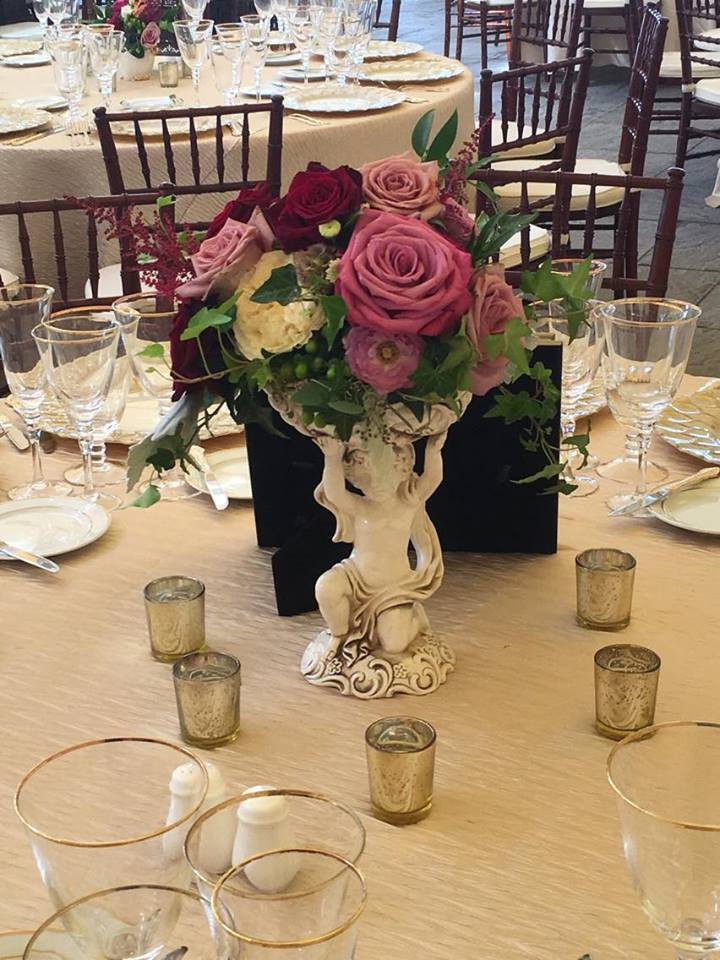 Example of centerpieces