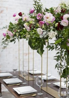 Harlow Stand Centerpieces