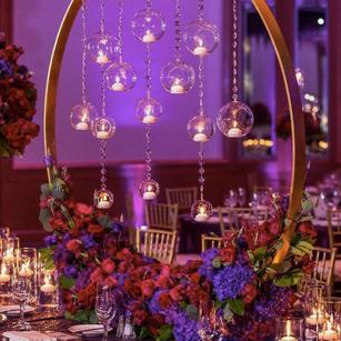 Wedding Ring Centerpieces RENTAL
