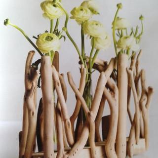 Driftwood Centerpieces Rental