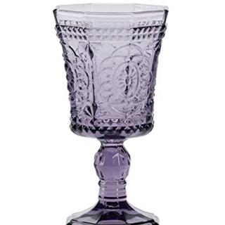 Lavender Water Wine Goblet Rentals