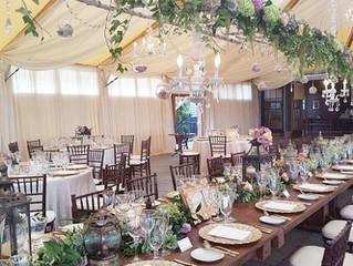 A Victorian Seaside Wedding at Castle Hill Inn