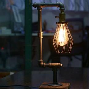 Industrial Edison Lantern